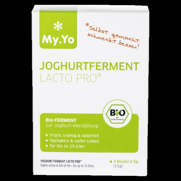 MyYo Bio Joghurtferment Lacto Pro®