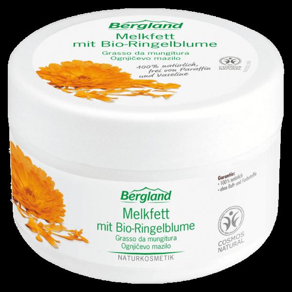 Bergland Melkfett mit Bio-Ringelblume