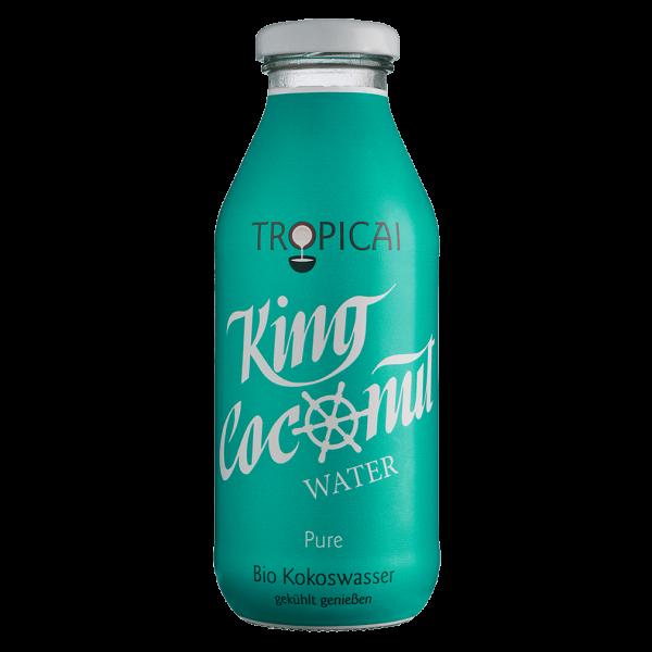 Tropicai Bio King Coconut Water Pure