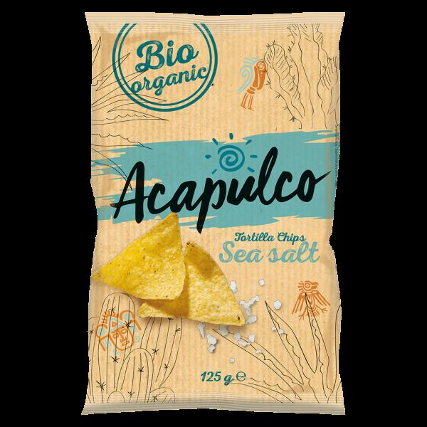 Acapulco Bio Tortilla Chips Natur
