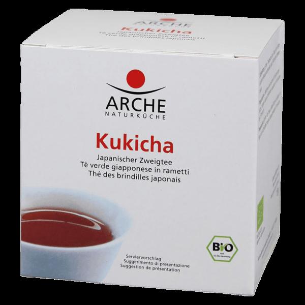 Arche Naturküche Bio Kukicha Tee