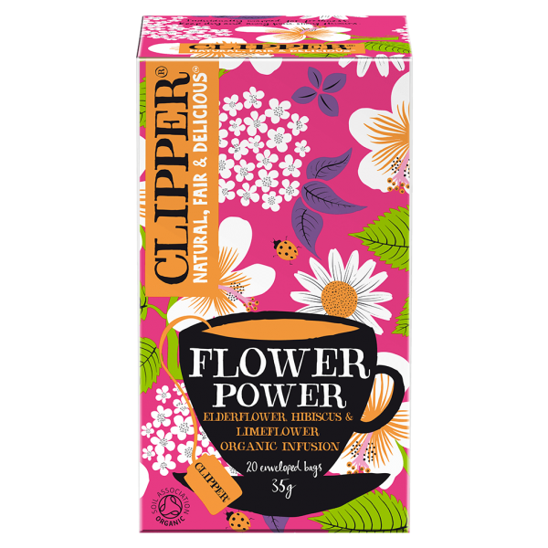 Cupper  Bio Flower Power Tee, 35g