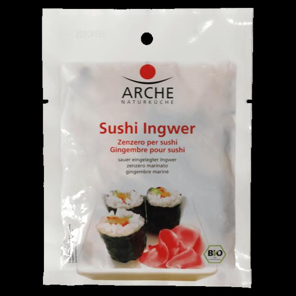 Arche Naturküche Bio Sushi Ingwer