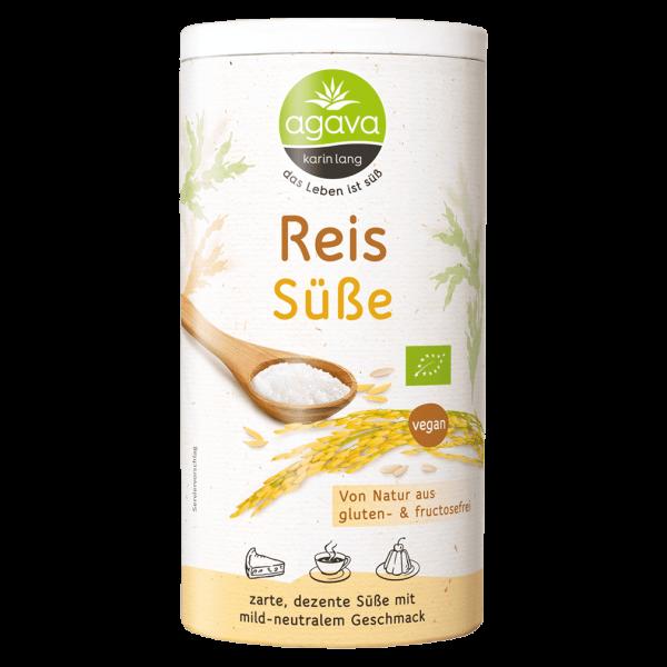 agava Bio kristalline Reissüße