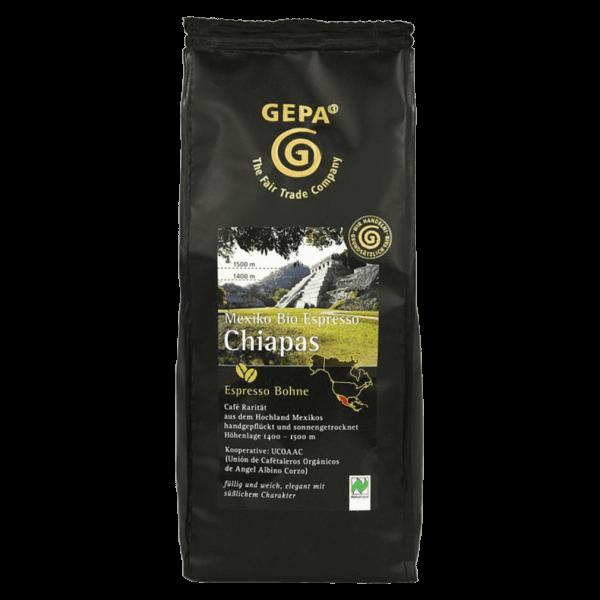 GEPA Bio Espresso Mexico Chiapas