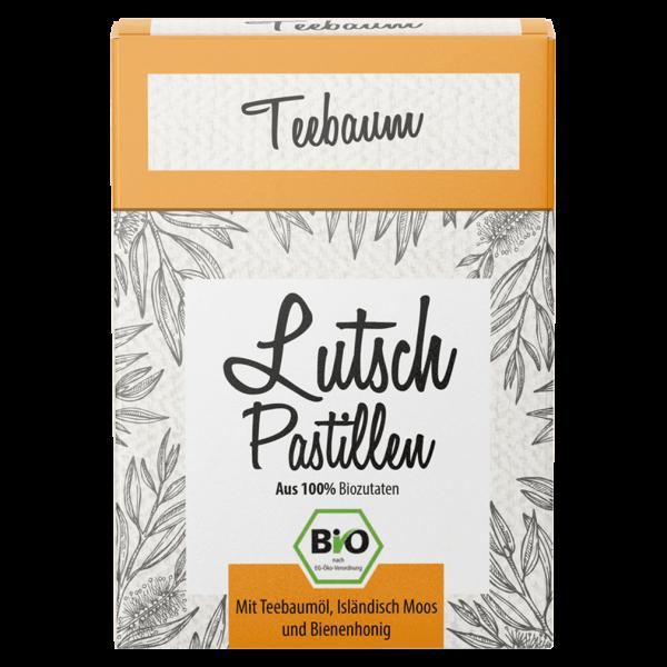 Aries Bio Lutsch-Pastillen Teebaum