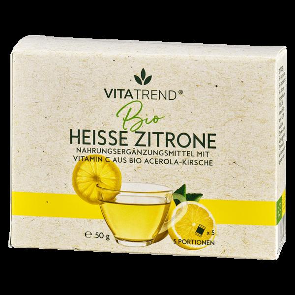 vitatrend Bio Heisse Zitrone