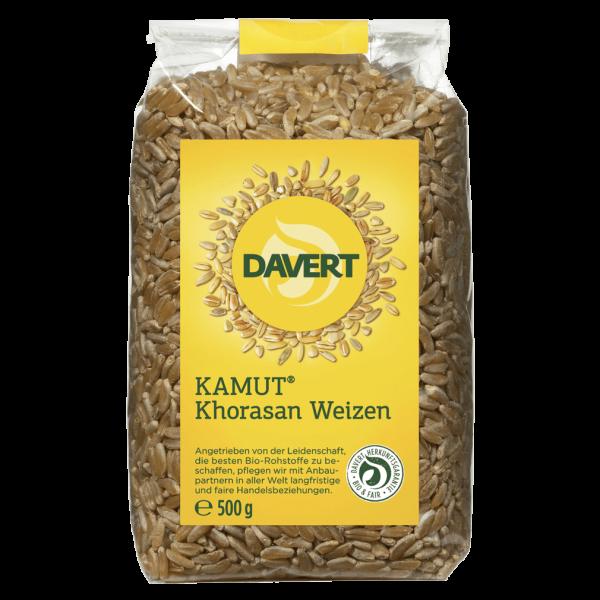 Davert Bio Kamut Khorasan Weizen