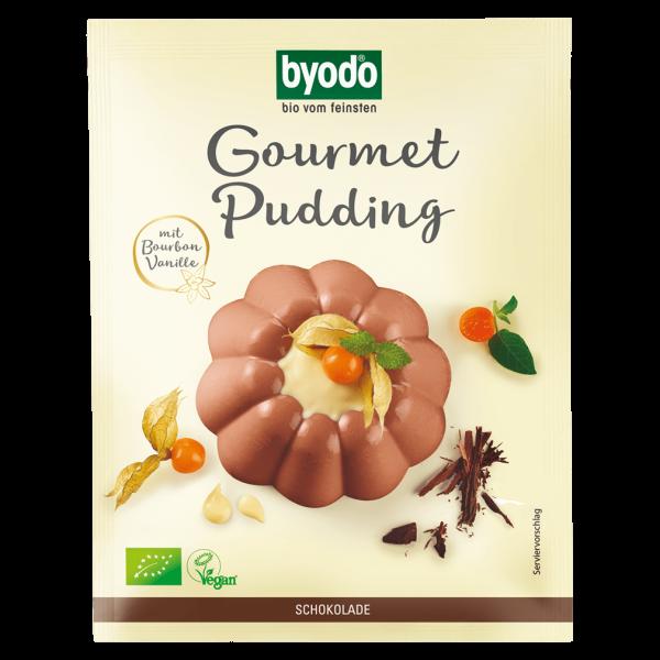 byodo Bio Gourmet Schokoladenpudding