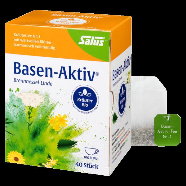 Salus Bio Basen-Aktiv Tee Nr. 1 Btl.