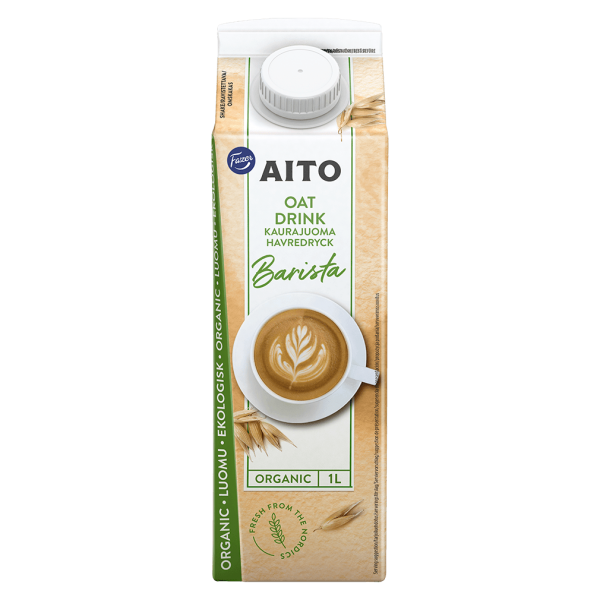 AITO Bio Hafer Drink Barista