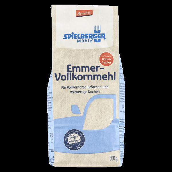 Spielberger Bio Emmer-Vollkornmehl