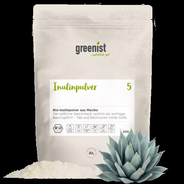 greenist Bio Inulinpulver