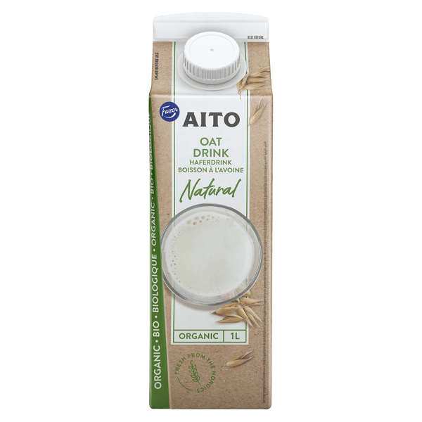 AITO Bio Hafer Drink Natur