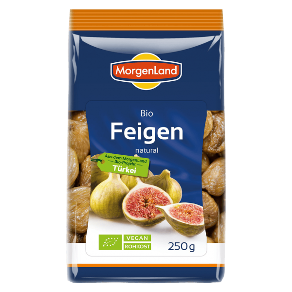 MorgenLand Bio Feigen natural