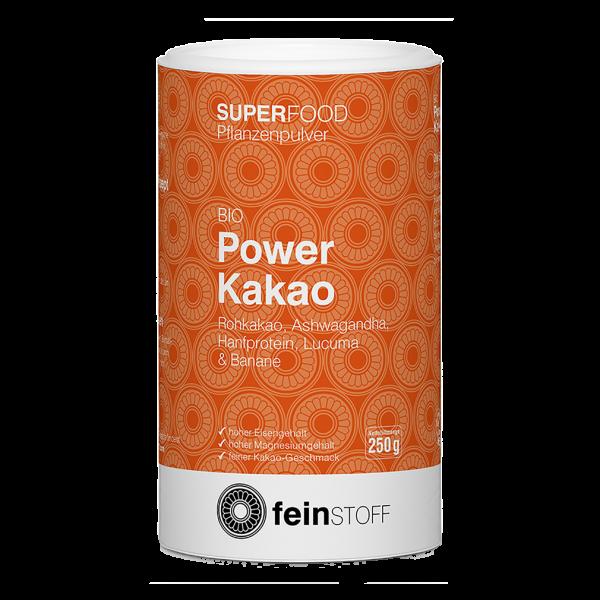 Bio Power Kakao Pulver