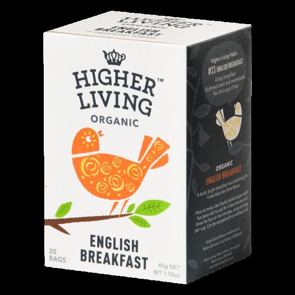 Bio English Breakfast, 20Btl
