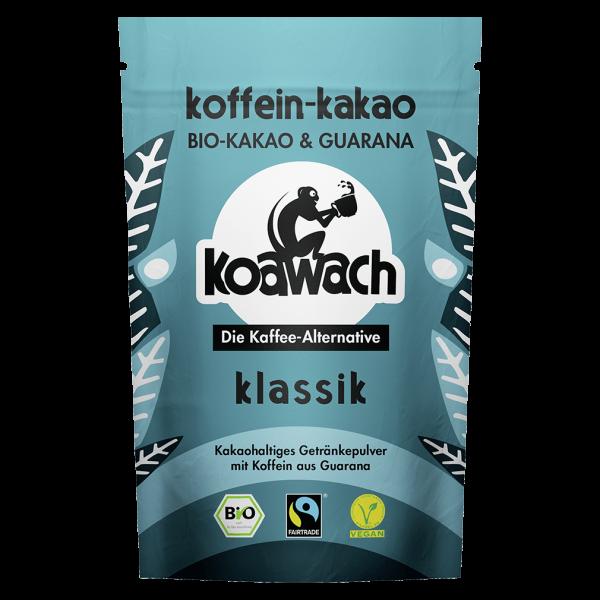 koawach Bio Trinkschokolade Klassik