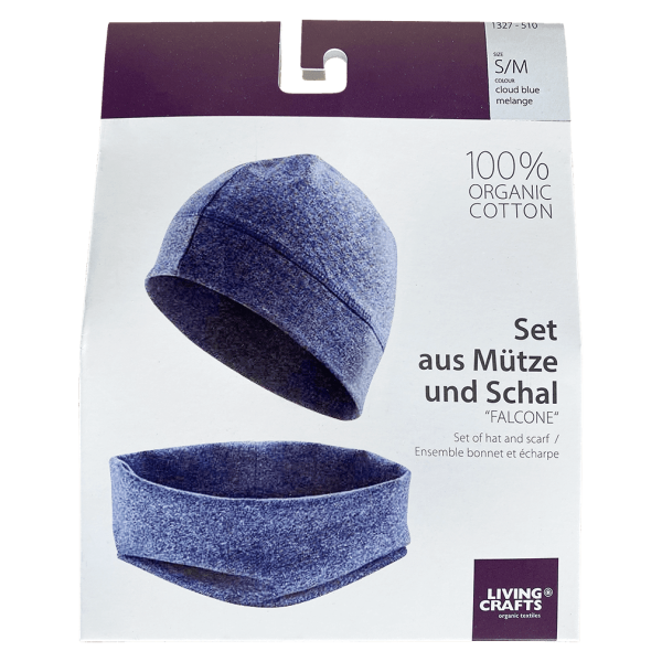 Living Crafts Mütze & Schal
