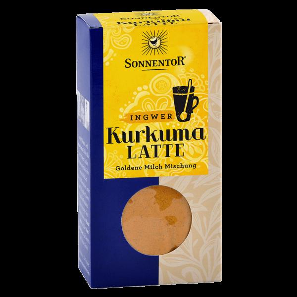 Sonnentor Bio Kurkuma Latte Ingwer, 60g