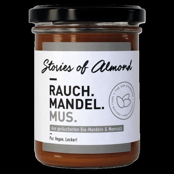 Stories of Almond Bio Rauchmandel-Mus