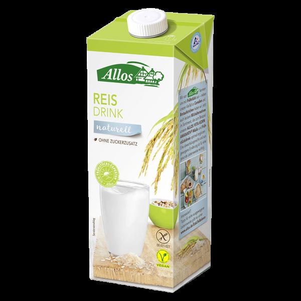 Bio Reis Drink naturell