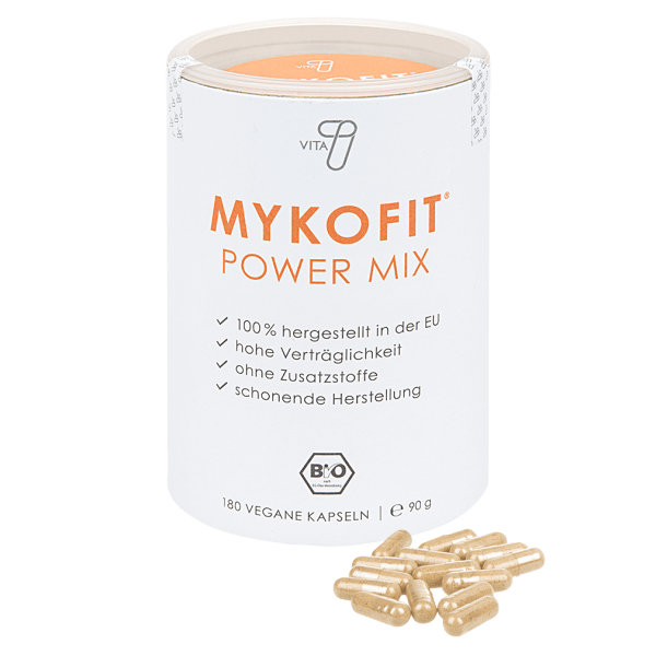 vita7 MYKOFIT BIO POWER MIX (MHD 30.04.2020)