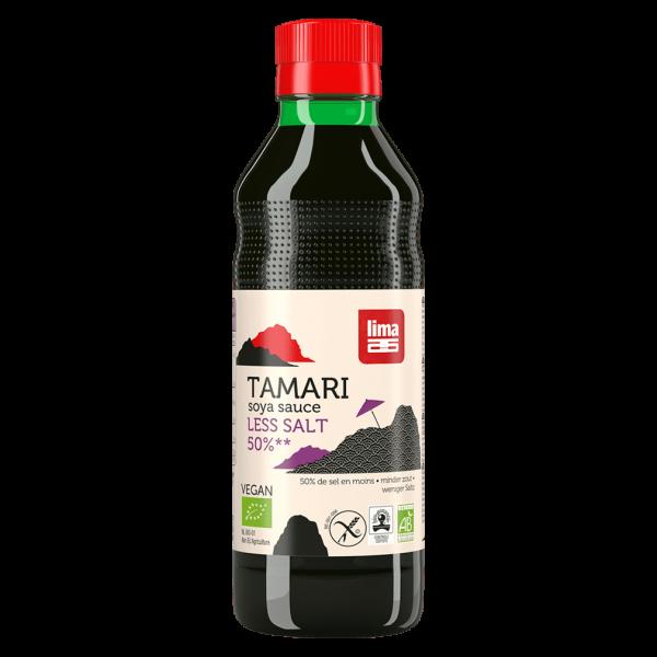 Lima Bio Tamari 50% weniger Salz