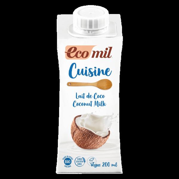 EcoMil Bio Kokosmilch Cuisine