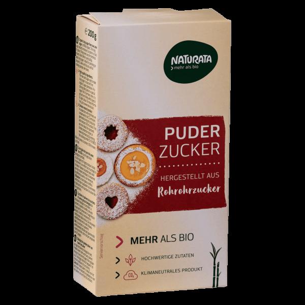 Naturata Bio Puderzucker