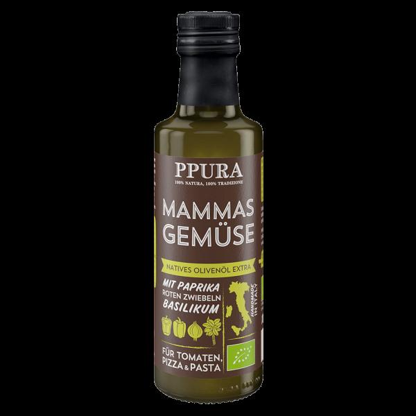 PPura Bio Olivenöl Mammas Gemüse