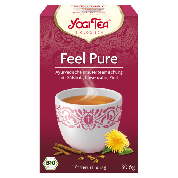 Yogi Tea Bio Feel Pure
