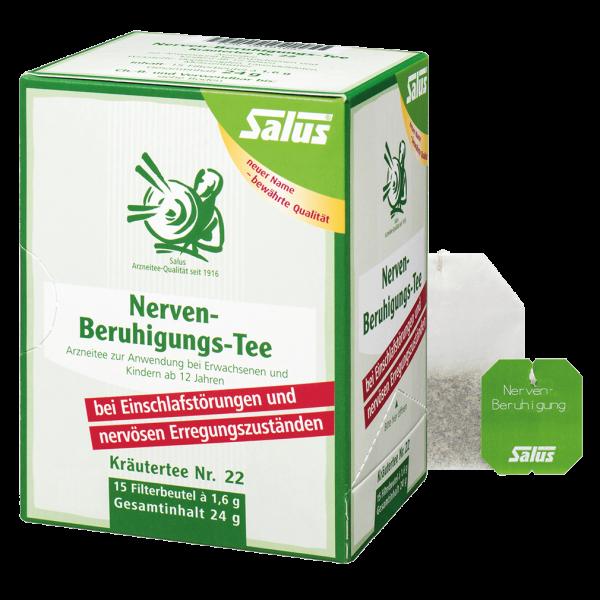 Salus Nerven-Beruhigungs-Tee, 15 Btl.