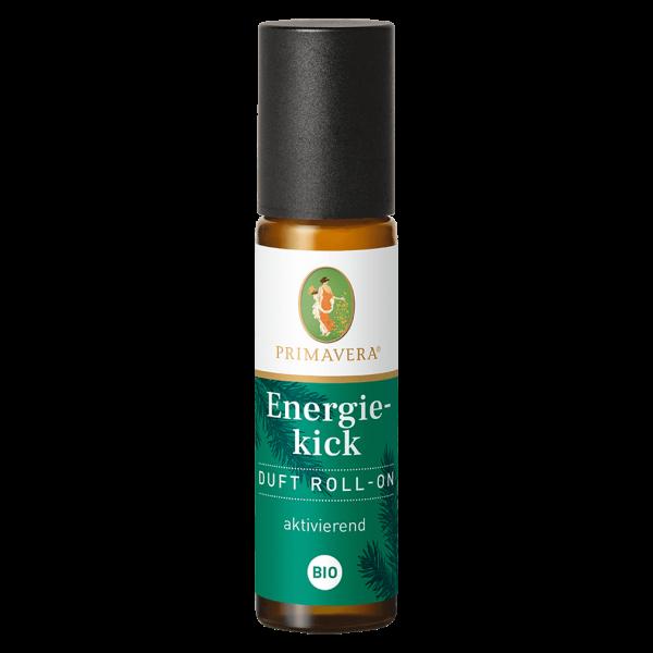Primavera Energiekick Duft Roll-On Bio