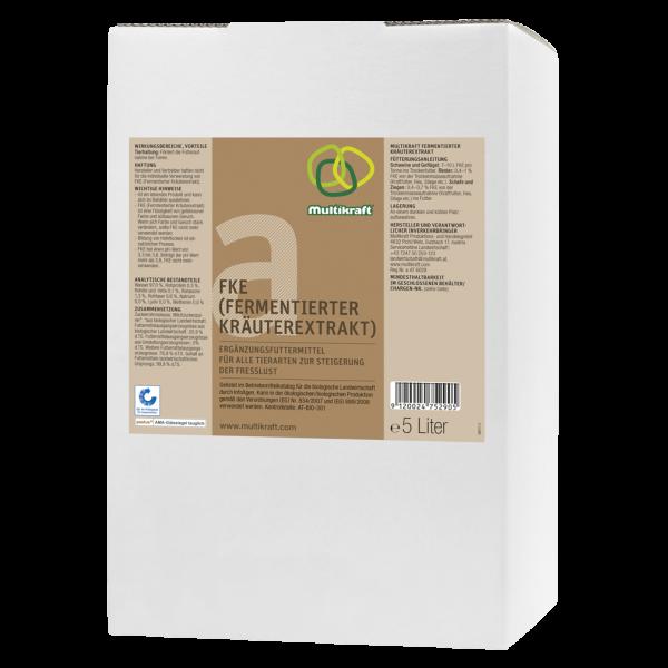 Multikraft FKE (Fermentierter Kräuterextrakt), 5 L