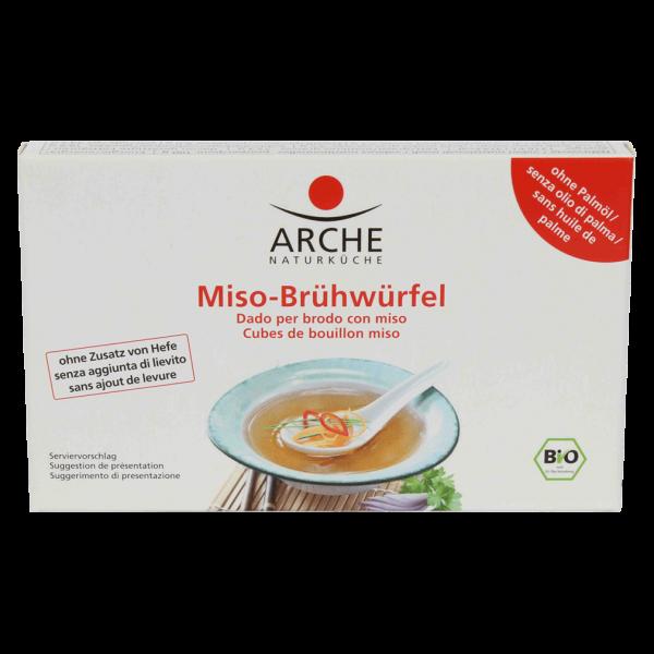 Arche Naturküche Bio Miso-Brühwürfel