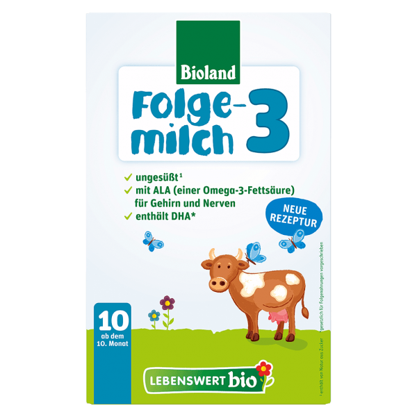 Holle Bio Folgemilch 3