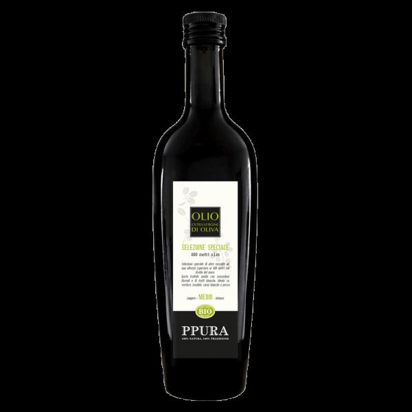 PPura Bio Olivenöl Selezione Speciale 400m ü.M.