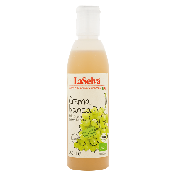Bio Crema di Balsamico bianco 250ml