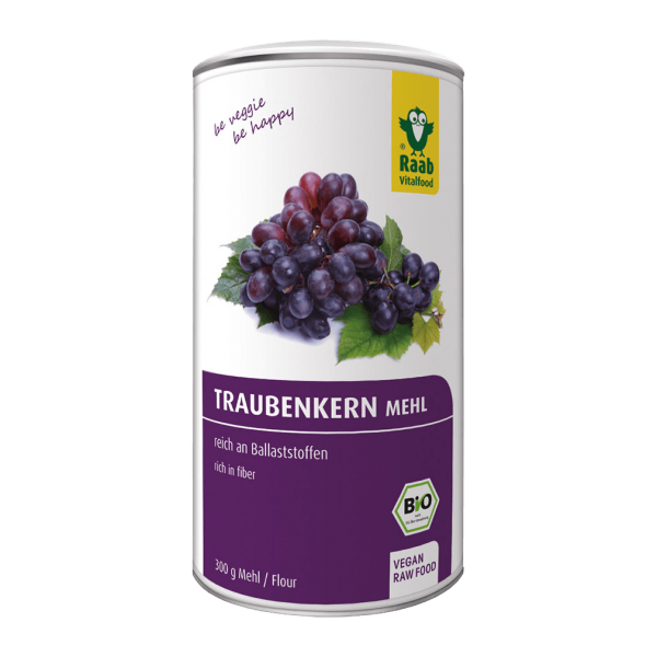 Bio Traubenkern Mehl