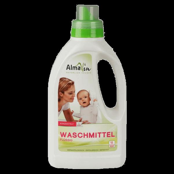 AlmaWin Waschmittel flüssig, 750ml