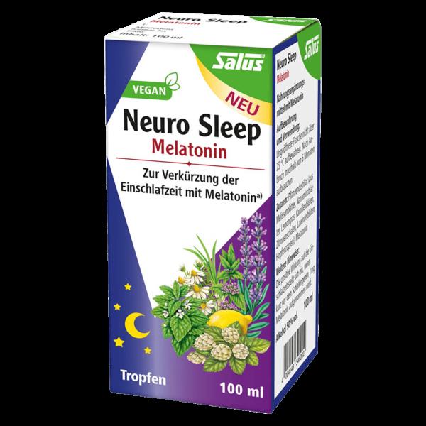 Salus Neuro Sleep Melatonin Tropfen