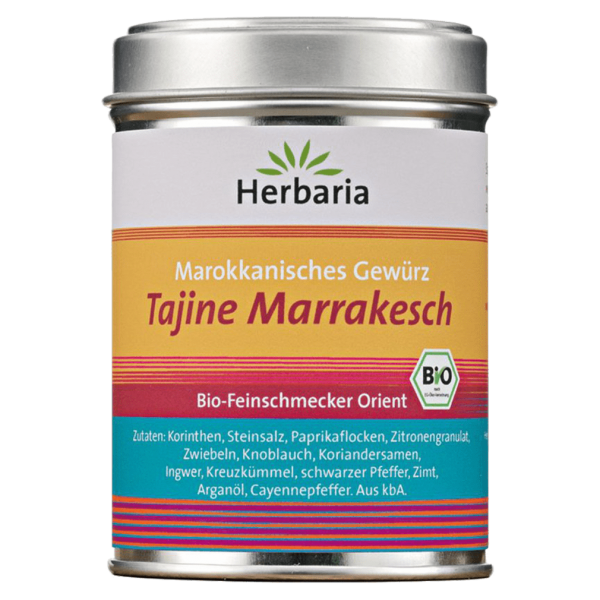 Herbaria Bio Tajine Marrakesch