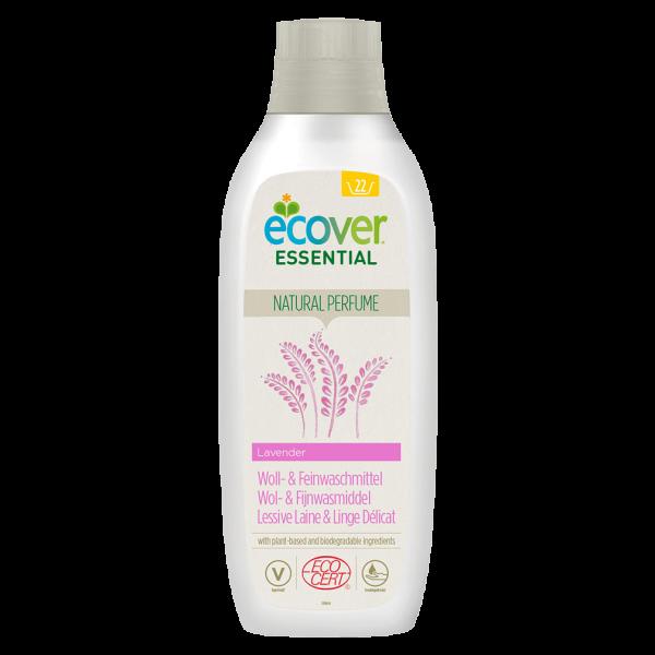 Ecover Woll- und Feinwaschmittel Lavendel, 1l