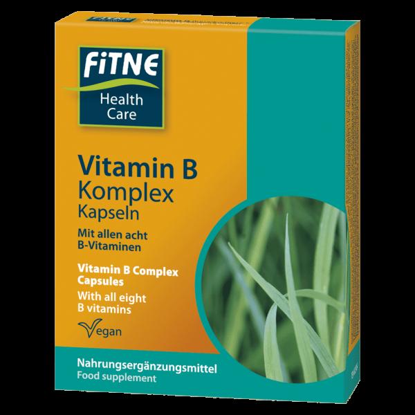 Fitne Vitamin B Komplex 60 Kapseln