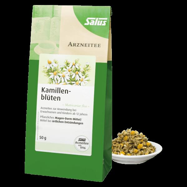 Salus Bio Kamillenblüten Tee