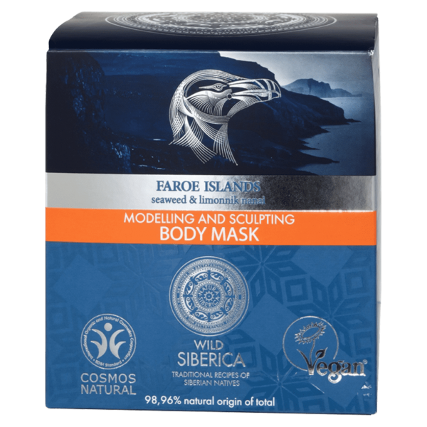 Natura Siberica Modeling and sculpting body mask