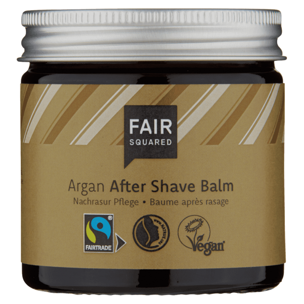 FAIR SQUARED Argan After Shave Balm