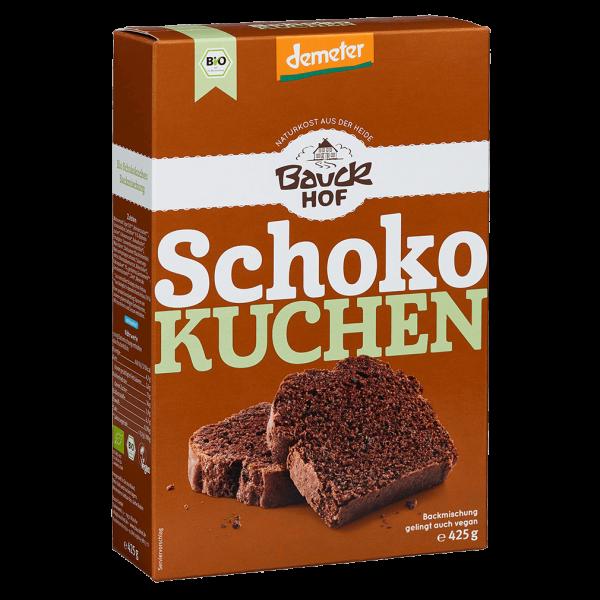 Bauckhof  Bio Schokokuchen