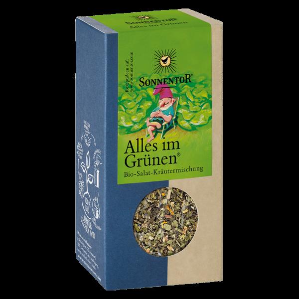 Sonnentor Bio Salatgewürz, Alles im Grünen